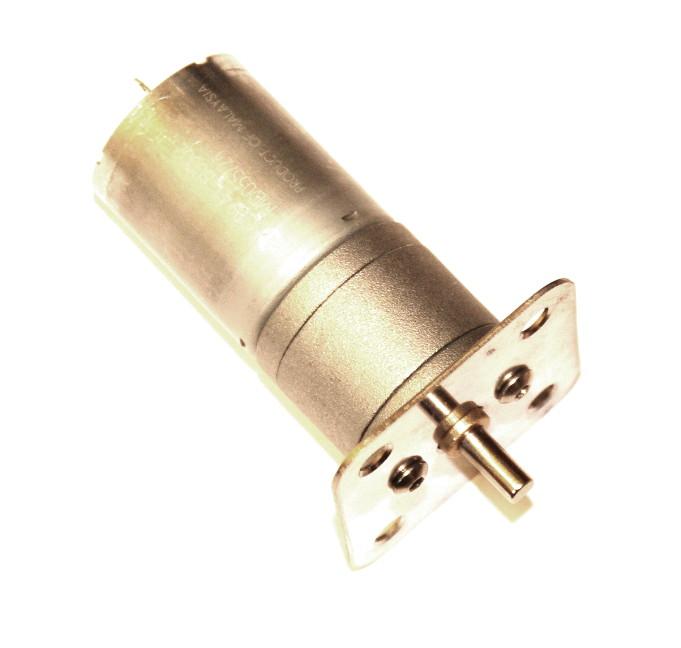 Emgp Electric Motor Geared 125 Rpm 12 Volt Dc Adaptor Plate