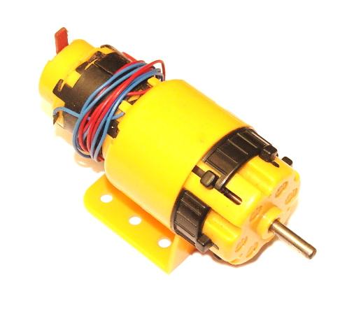 Empd Powerdrive Electric Motor 3 12v Dc Original