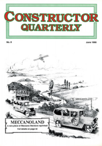 Constructor Quarterly June 1990