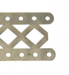 100DO Double Braced Girder 11 Hole Nickel Original