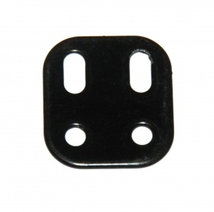 103L Flat Girder 2 Hole Black Original