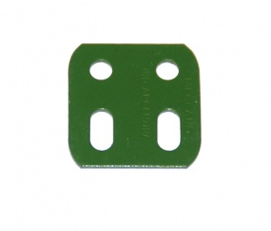 103L Flat Girder 2 Hole Mid Green Original