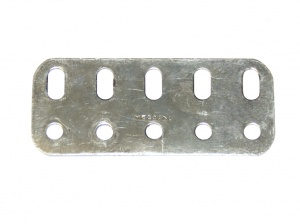 103f Flat Girder 5 Hole Zinc Original