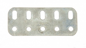 103f Flat Girder 5 Hole Zinc Seconds