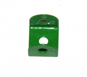 11 Double Bracket 1x1x1 Mid Green Original