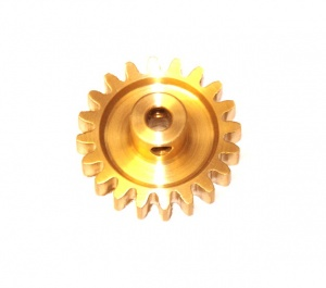 1101 Large Pinion 20 Tooth (20DP)