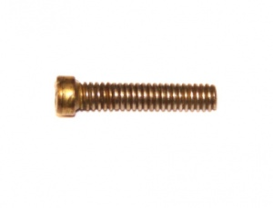 111 Slotted Cheesehead Bolt ¾'' (19mm) Brass Original