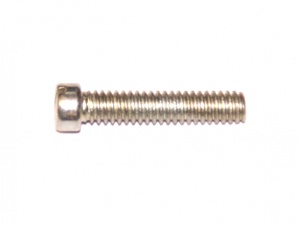 111 Slotted Cheesehead Bolt ¾'' (19mm) Zinc Original