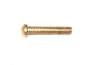 111 Slotted Dome Head Bolt ¾'' (19mm) Zinc Original