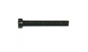 111d Slotted Cheesehead Bolt 1 1/8'' (29mm) Black Original