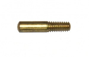 115 Threaded Pin No Shoulder Brass Original
