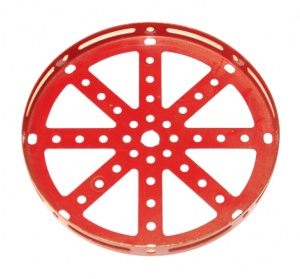 118 Hub Disk 5½'' Mid Red Original