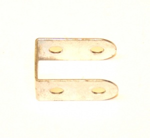 11a Double Bracket 2x1x2 Zinc Original