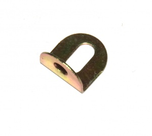 12 Angle Bracket 1x1 Gold Passivate Original