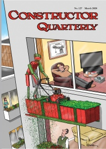 Constructor Quarterly March 2020