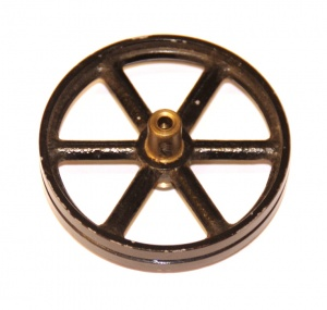132 Flywheel Black Original