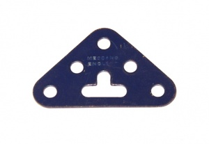 133 Corner Bracket 3x3 Dark Blue Original