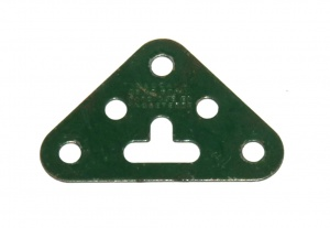 133 Corner Bracket 3x3 Dark Green Original