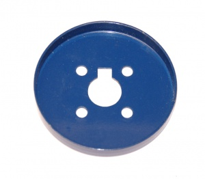 137 Wheel Flange 2 1/8'' Blue Original