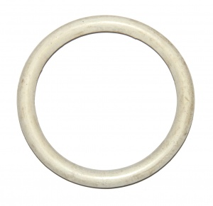142 Rubber Ring 3'' White