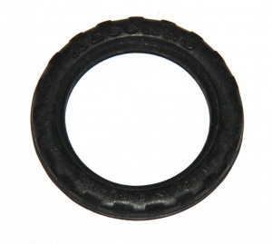 142dm Tyre 1½'' Black Rubber Motorcycle Original