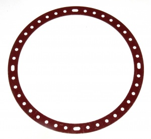 145 Circular Strip 7'' Dark Red Original