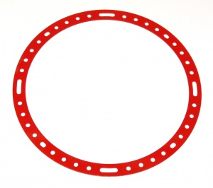 145 Circular Strip 7½'' Light Red Original