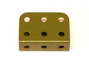 160 Channel Bearing 3x2x1 Army Green Original