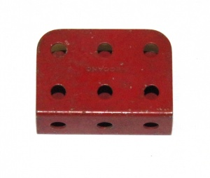 160 Channel Bearing 3x2x1 Dark Red Original