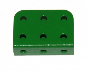 160 Channel Bearing 3x2x1 Light Green