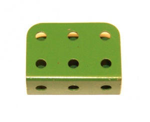 160 Channel Bearing 3x2x1 Light Green Original