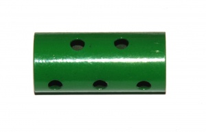 163 Sleeve Piece 3 Hole Light Green