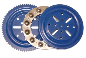 168 Thrust Bearing Complete 4'' Blue