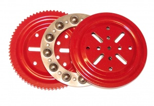 168 Thrust Bearing Complete 4'' Red