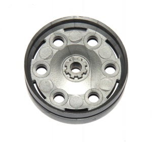 187bm Road Wheel Centre Grey 1½'' Original
