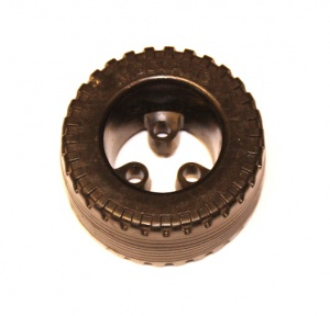 187c Plastic Road Wheel 2'' Original