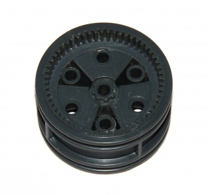 187cm Road Wheel Centre 1¾'' Geared Grey Original