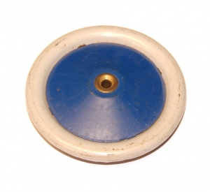 187 Road Wheel 2½'' Metal Blue / Grey Original