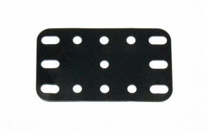 188 Flexible Plate 5x3 Black Original