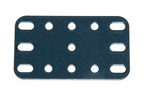 188 Flexible Plate 5x3 Dark Blue Original