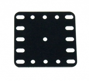 190 Flexible Plate 5x5 Black Original