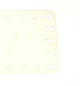 193c Transparent Plate 9x5 Original