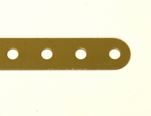 1b Standard Strip 15 Hole Army Green Original