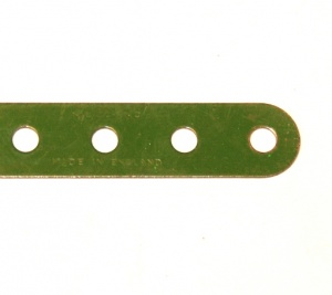 2 Standard Strip 11 Hole Mid Green Original