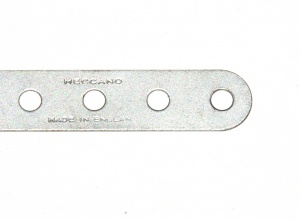 4 Standard Strip 6 Hole Silver Original
