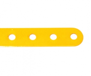 1b Standard Strip 15 Hole UK Yellow Original