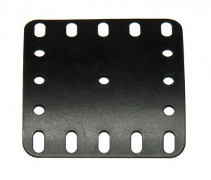 200 C Section Flexible Plate 5x5 Black Original