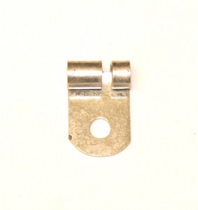 212a Rod and Strip Connector Right Angle Zinc Original