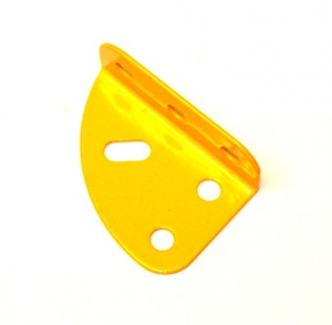 214c Flanged Quarter Plate LH UK Yellow