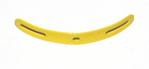 215 Formed Slotted Strip French Yellow Original